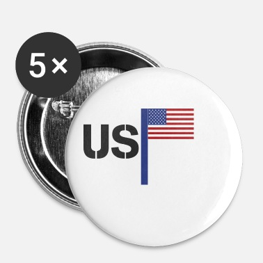Marinen Marines 2 - Buttons/Badges lille, 25 mm