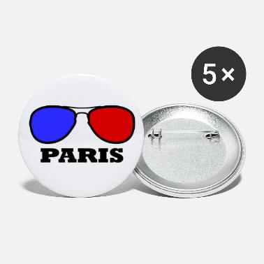 Paris Paris - Small Buttons
