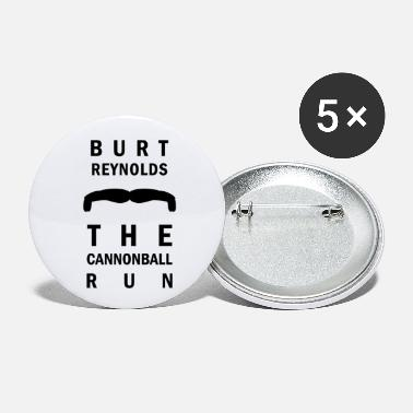 Burt Reynolds Tribute - Cannonball run RIP - Small Buttons
