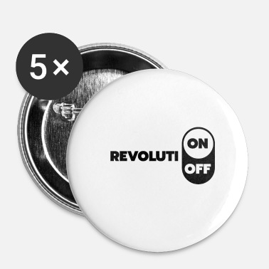 Off Revolution ON OFF - Rintamerkit pienet 25 mm