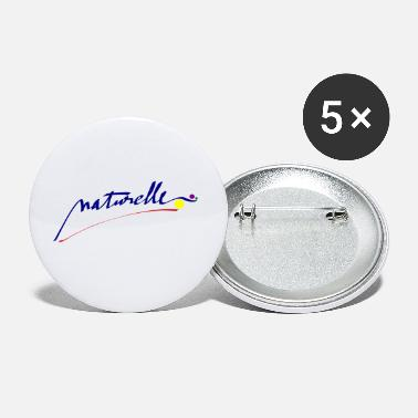 Naturellement Naturelle - Petits badges
