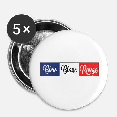 Bleu Blanc Rouge BLEU BLANC ROUGE - Badge petit 25 mm