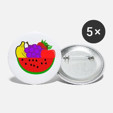 Fruit Fruits - fruits - Small Buttons