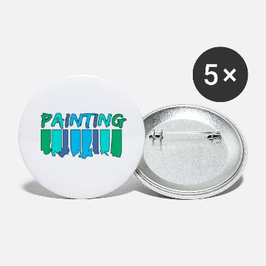 Painting Painting - painting - Small Buttons