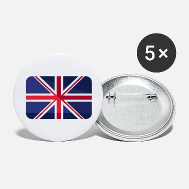 Great Britain Great Britain Flag Great Britain - Small Buttons