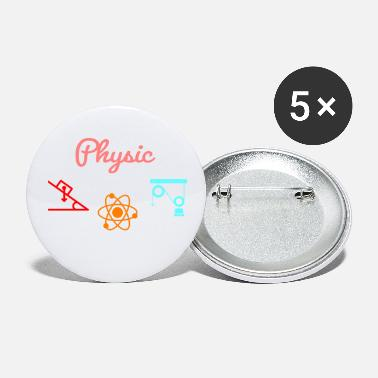 Physics physics - Small Buttons