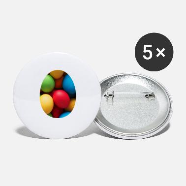 Easter Easter easter egg - Small Buttons