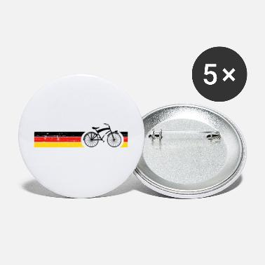 National Vélo National Colors National Germany Gift - Petits badges