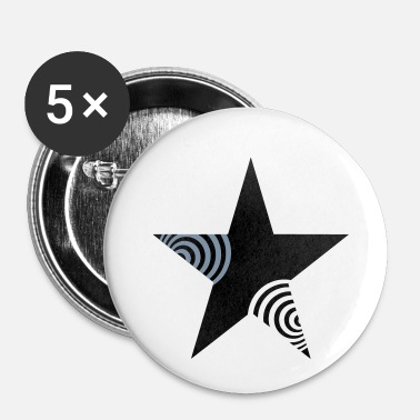 Stella STELLA - Buttons/Badges lille, 25 mm