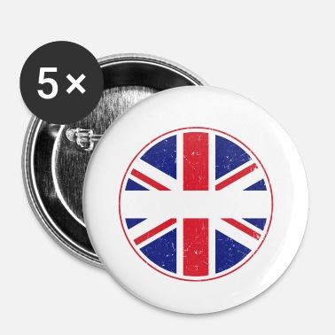 United United KingdomEngland United Kingdom - Buttons/Badges lille, 25 mm