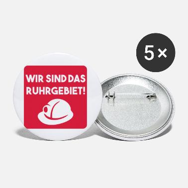 Nordrhein WE ARE THE RUHR AREA (v) - Small Buttons