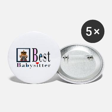 Babysitter Boxer, the babysitter - Small Buttons