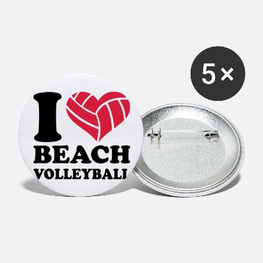 Beachvolley beachvolley - Små buttons