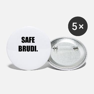 Roast Safe Bruderi - Small Buttons