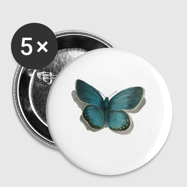 butterfly - Buttons small 25 mm