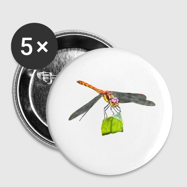 Dragonfly - Buttons small 25 mm