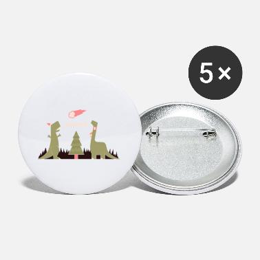 Extinction Merry Extinction - Small Buttons