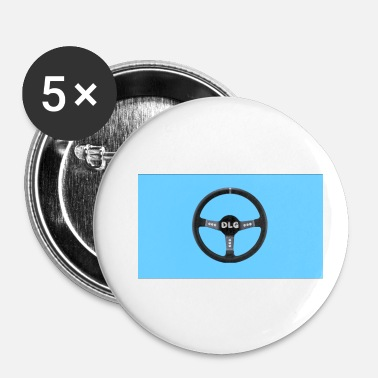Community Néerlandais Gaming Lance Communnity - Lot de 5 petits badges (25 mm)