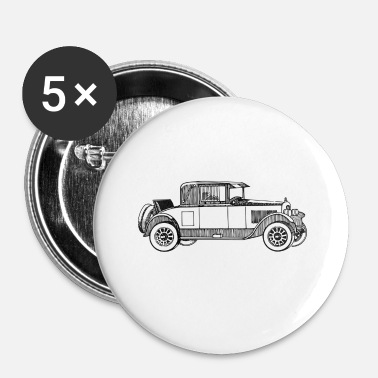 Sport Automobile automobile - Badge petit 25 mm