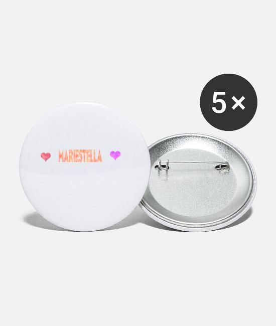 Mariestella Love Buttons - Marie Stella - Small Buttons white