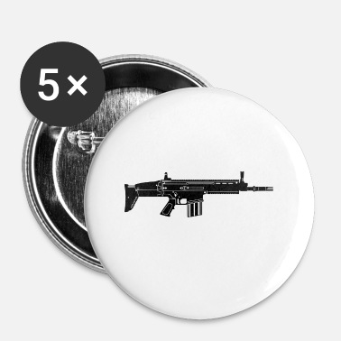 Armes arme - Badge petit 25 mm
