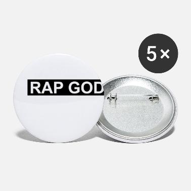 God rap god - Small Buttons