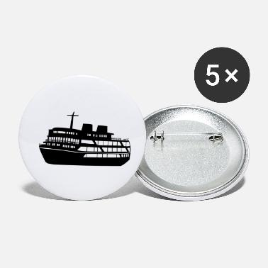 Sailboat Boat eu - Small Buttons