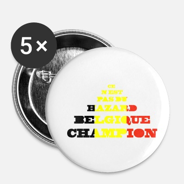 Champion Deurope champion 3 - Badge petit 25 mm
