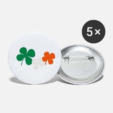 Ireland Shamrock Ireland Shamrocks - Small Buttons