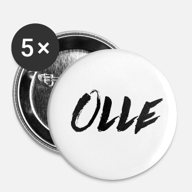 Rolig ROLLE - Buttons/Badges lille, 25 mm