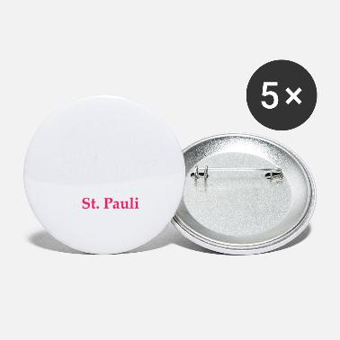 St. Pauli Hell in st pauli - Small Buttons