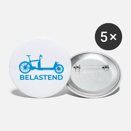 Style Buttons - incriminating - Small Buttons white
