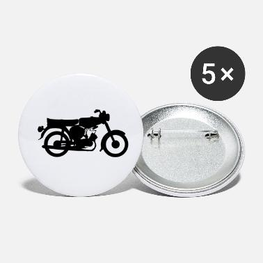 Moped Simson Suhl - Small Buttons