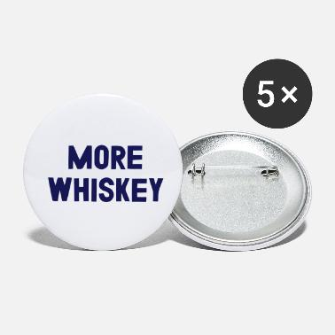 Whiskey MEER WHISKEY - Buttons klein