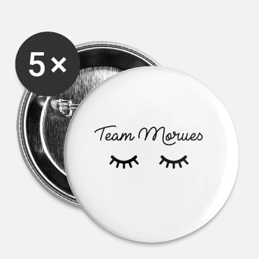 Morue Team Morues - Badge petit 25 mm