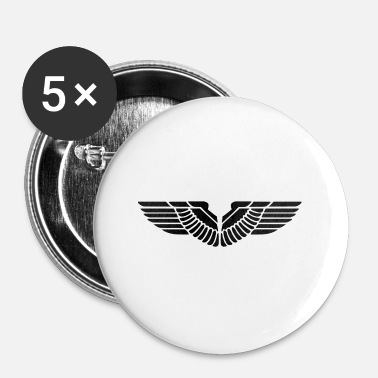 Aile Ailes - Badge petit 25 mm