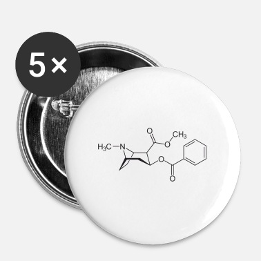 Cocaine Cocaine - Buttons small 25 mm