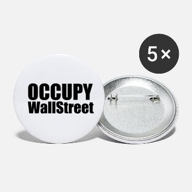 Occupy Occupy - Buttons klein