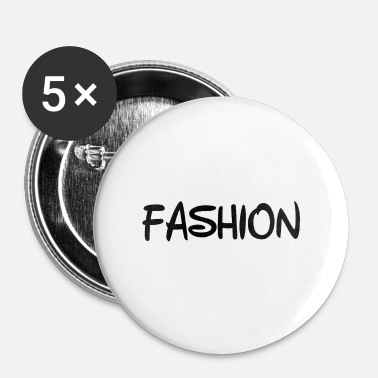 Mode Texte de mode - Badge petit 25 mm
