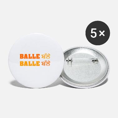 Ball BALLE BALLE - Small Buttons