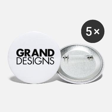 Grand GRAND DESIGNS - Small Buttons