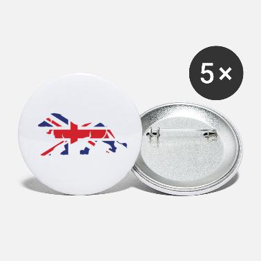 Gb GB Lion - Small Buttons