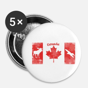 Canada Canada - Buttons/Badges lille, 25 mm