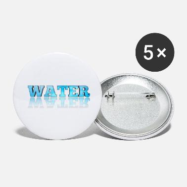 Water Water / water logo - Small Buttons