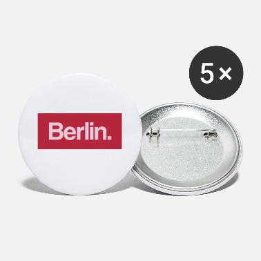Bln Berlin - BLN - Capital - Small Buttons