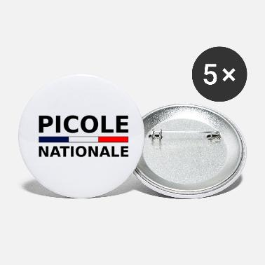 National picole nationale - Buttons klein
