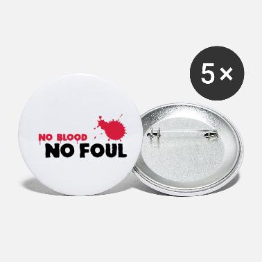 Foul no blood, no foul splash basketball - Rintamerkit pienet