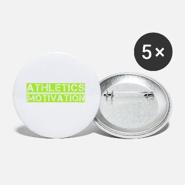 Amature Athlete Athletics motivation without tribal1 - Small Buttons
