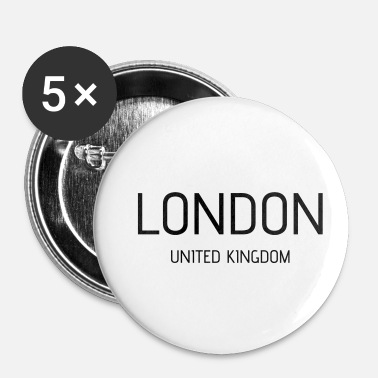 Uk london uk - Badge petit 25 mm