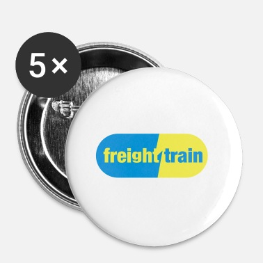 Transport Transport ferroviaire - Badge petit 25 mm